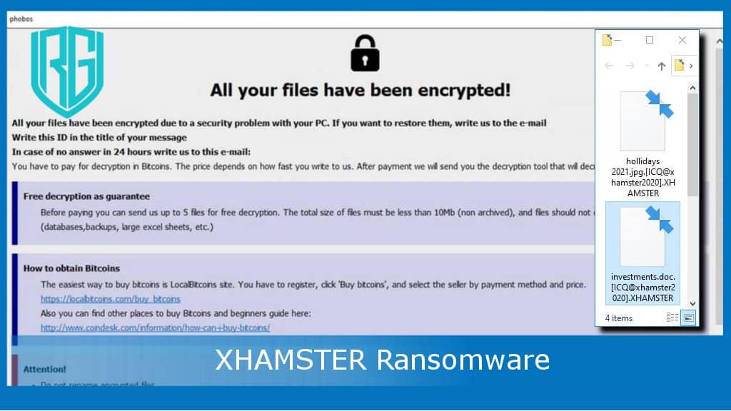 Xhamster Virus